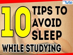 10 Tips To Avoid Sleep While Studying Video by Lets Tute