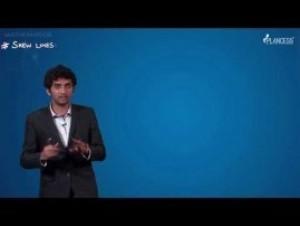 3D Geometry - Skew Lines Video By Plancess