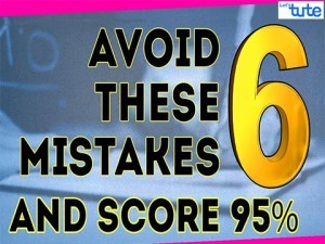 6 Mistakes You Should Never Make In Exams Video by Lets Tute