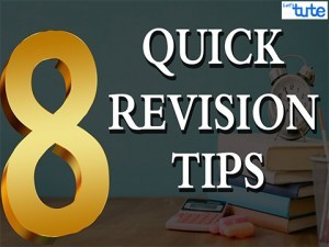 8 Effective Revision Tips For Students Video by Lets Tute