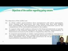Audit And Assurance - Audit Documentation And Audit Evidence Chapter-III Part VI Video by Revantasuntech