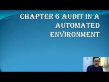Audit And Assurance - Audit In A Automated Enviorment Chapter-VI Part I Video by Revantasuntech