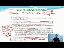 Audit And Assurance - Audit Of Different Types Of Entities Chapter-XIII Part IV Video by Revantasuntech