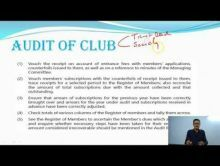 Audit And Assurance - Audit Of Different Types Of Entities Chapter-XIII Part V Video by Revantasuntech