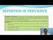 Audit And Assurance - Audit Report Chapter-XI Part IV Video by Revantasuntech