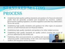 Audit And Assurance - CA Intermediate New Course of ICAI Chapter-I Part III Video by Revantasuntech