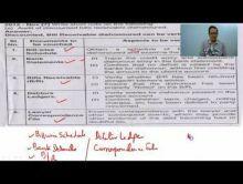 Audit And Assurance - Question Bank Set II Chapter-XIV Part II Video by Revantasuntech