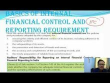 Audit And Assurance - Risk Assessment And Internal Control Chapter-IV Part V Video by Revantasuntech