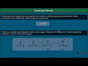 Class 12 Chemistry - Carbonyl Group Video by MBD Publishers