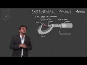 Experimental Physics - Screw Gauge Video By Plancess