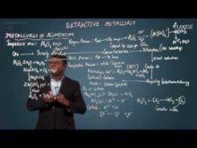 Extractive Metallurgy - Metallurgy Of Aluminium Video By Plancess