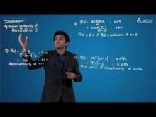 Limits Continuity And Differentiability - Illustration-II Video By Plancess