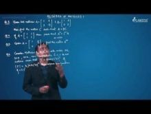 Matrices - Problems On Algebra Of Matrices-II Video By Plancess