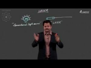 Modern Physics - Laser- Part-I Video By Plancess