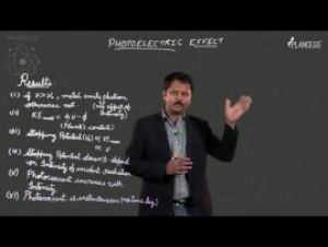 Modern Physics - Photoelectric Effect-II Video By Plancess