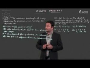 Modern Physics - X- Rays Problem-II Video By Plancess