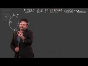 Moving Charges And Magnetism - Magnetic Field Due To Circular Current Video By Plancess