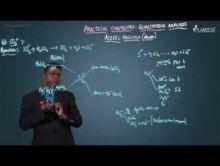 Qualitative Analysis - Acidic Radicals-III Video By Plancess