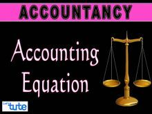 Class 11 Accountancy - Accounting Equation Video by Let's Tute