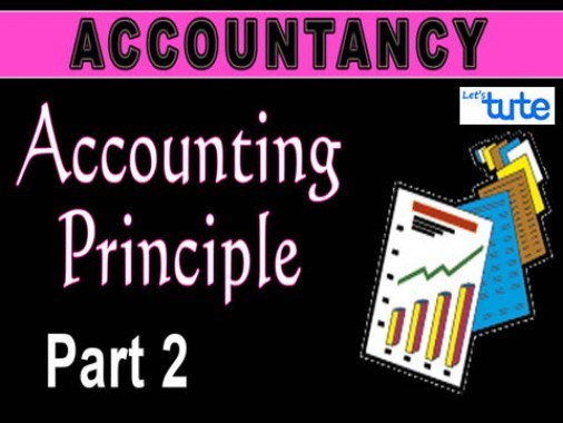 Class 11 Accountancy - Accounting Principles Part-II - Money Mesurement - Cost Concept Video by Let's Tute