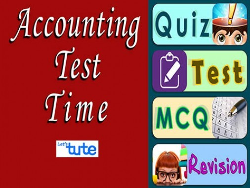 Class 11 Accountancy - Accounting Test Time BRS-III Video by Let's Tute