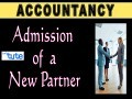 Class 11 & 12 Accountancy - Admission Of New Partner - Partnership Video by Let's Tute