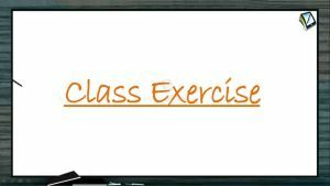 Alcohols, Phenols And Ethers - Class Exercise (Session 5)