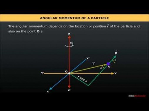 Class 11 Physics - Angular Acceleration And Aangular Momentum Video by MBD Publishers