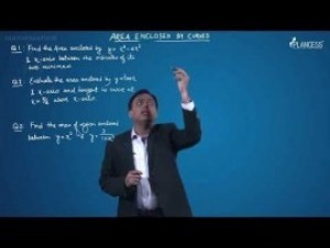 Area Under Curve & Linear Programming - Problem On Area Between Two Curves-2 Video By Plancess