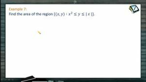 Area Under Curves - Problems 3 (Session 1)