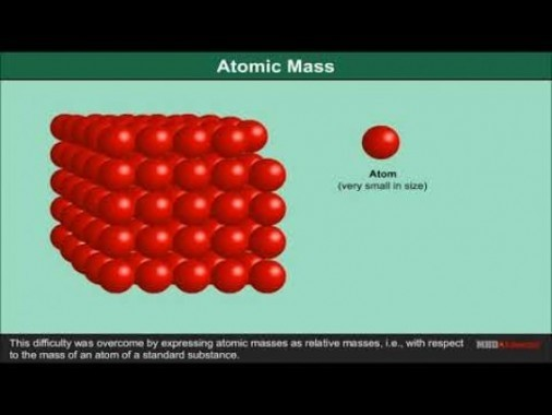 Class 11 Chemistry - Atomic And Molecular Masses Video by MBD Publishers
