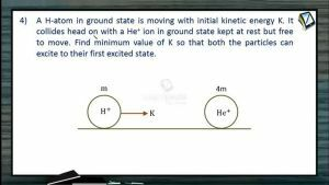 Atomic Physics - Examples-3 (Session 6, 7 & 8)