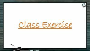 Atomic Structure - Class Execrcise (Session 4)