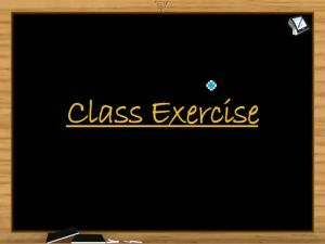 Binomial Theorem - Class Exercise (Session 1)