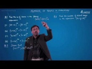 Binomial Theorem - Number Of Terms In Expansion-II Video By Plancess