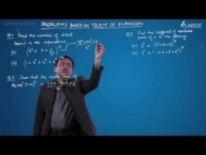 Binomial Theorem - Problem Based On Term Of Expansion-I Video By Plancess