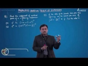 Binomial Theorem - Problem Based On Term Of Expansion-II Video By Plancess