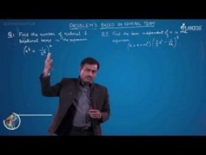 Binomial Theorem - Problems Based On General Term-II Video By Plancess