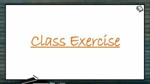 Biological Classification - Class Exercise (Session 1)