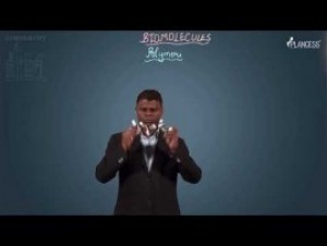 Biomolecules & Polymers - Polymers Video By Plancess