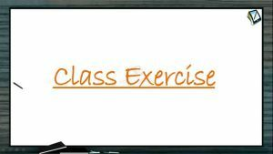 Biomolecules - Class Exercise (Session 3)