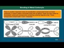 Class 12 Chemistry - Bonding In Metal Carbonyls Video by MBD Publishers