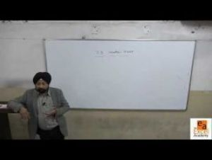 CA IPCC ITSM lectures SM Ch-1 Part-1 For May/June 2020