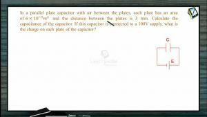 Capacitors - Class Exercise (Session 1 To 3)