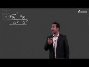 Centre Of Mass And The Law Of Conservation Of Momentum - Example On Conservation On Momentum Video By Plancess
