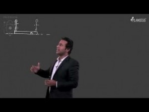 Centre Of Mass And The Law Of Conservation Of Momentum - Examples-II Video By Plancess
