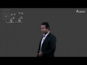 Centre Of Mass And The Law Of Conservation Of Momentum - Inelastic Collision Video By Plancess