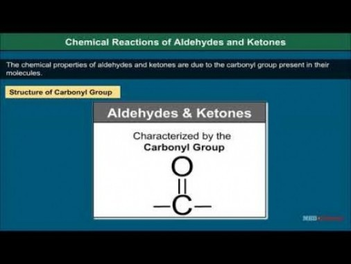 Class 12 Chemistry - Chemical Reactions Of Aldehydes And Ketones Video by MBD Publishers