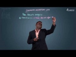 Chemistry In Everyday Life - Analgesics & Drugs Acting On Mental Disorder Video By Plancess