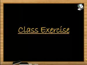 Circle - Class Exercise (Session 6)